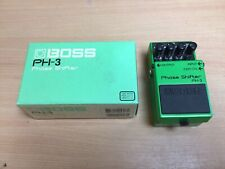 More details for boss ph-3 phase shifter guitar pedal - hy 101840