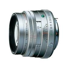 INEXPENSIVE!! BRAND NEW!!   PENTAX FA77mm F1.8 LIMITED SILVER A+++++