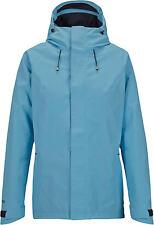 Burton Women Rubix Gore Tex Snowboard Jacket (M) Ultra Blue