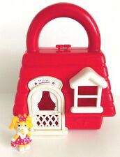 Dottie Dog With Her Doggy Bag House By Bluebird 1986 Rare