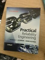 Practical Reliability Engineering by Patrick D. T O'Connor, Andre Kleyner