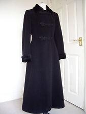Women's 1990s Wool Blend Basic Vintage Coats & Jackets