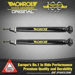 Rear Monroe Original Shock Absorbers for ALFA ROMEO ALFA 33 1.2 1.3 1.5 1.8