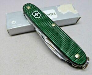 Victorinox Alox Pioneer Swiss Army Knife Olive Green
