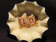 King George VI 1937 Coronation Meakin Sunshine Dish Small Chip on Edge