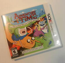 Nintendo 3DS Game Adventure Time Hey Ice King Why'd You Steal Our Garbage