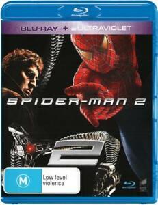 SPIDER-MAN 2 (2004) [NEW BLURAY]