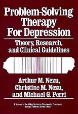 Problem-Solving Therapy for Depression: Theory, Research, and Clinical Guideline