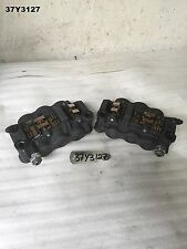 YAMAHA  R1 07 - 08 FRONT BRAKE CALIPERS GENUINE OEM  LOT37  37Y3127 - M623