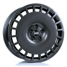 18 inch BOLA B12 5x160 GUNMETAL 5 stud Ford alloy wheels