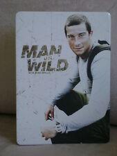 MAN VS WILD - Bear Grylls - DVD, R4, Metal case, Free Postage