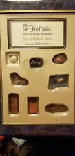 """Fontanini """"Toys Of Biblical Times"""" New In Box As Pictured"""