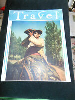Travel Magazine Sept 1939 ~Hartford Accident and Indemnity Co, Back Cover