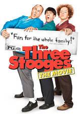 The Three Stooges The Movie/Jane Lynch/Sofia Vegara/Jennifer Hudson/new dvd