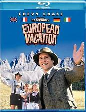 National Lampoon's European Vacation (Blu-ray Disc, 2010)