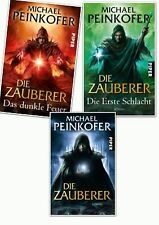 Die Zauberer Die Erste Schlacht Das dunkle Feuer von Michael Peinkofer