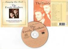 "THE EVERLY BROTHERS ""Greatest Hits"" (CD) 1994"