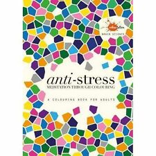 Anti Stress: A colouring book for adults,Dr Stan Rodski,New Book mon0000101994