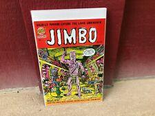 (ZONGO) Jimbo #1 comic book 1995 NM