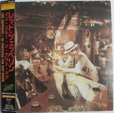 """LED ZEPPELIN - JAPAN CD VINYL REPLICA """"IN THROUGH THE OUT DOOR"""""""