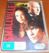 Smallville : Season 3 (DVD, 2005, 6-Disc Set)