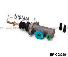 Racing Alloy Brake Clutch Master Cylinder 0.75 Escort Hydraulic Handbrake Pump