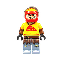 Lego Scarecrow 70910 Pizza Delivery Outfit Super Heroes Minifigure