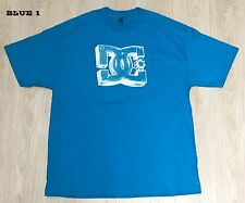 DC SHOES T-SHIRTS, SIX COLORS, SIZE: XL. BRAND NEW. GREAT DEAL FOR SUMMER