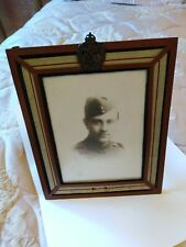 More details for original ww1 royal flying corps picture frame free standing original support rfc
