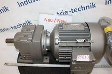 Sew 1,5 kw 130 min engranajes motor r37 dt90l4 Gearbox estrella engranajes motor