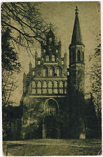 Military Church in Bydgoszcz, Poland, 1910s