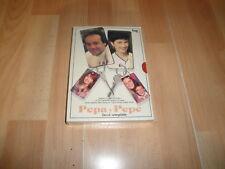 PEPA Y PEPE SERIE COMPLETA DE TELEVISION EN DVD CON 5 DISCOS NUEVA PRECINTADA