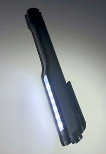LED AAA Battery Powered 6 Diode Super Bright Light Bar BLACK **Free Shipping**