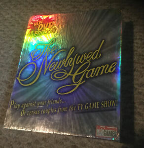 The Newlywed Game DVD Edition 2006 by Endless Games Couples Friends Game Fun