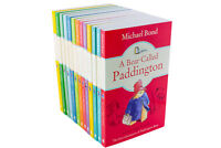 Paddington Bear Collection Michael Bond 13 Books Set, A Bear Called Paddington