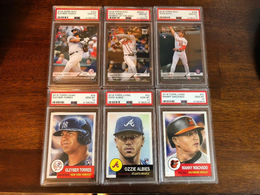 Sports Cards Grading