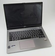 "Fujitsu Lifebook U904 14"" Touchscreen Ultrabook i7-4600U 10GB RAM No HDD or OS"
