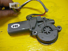 90-02 03 Ford Escort Mazda Protege Window Lift Motor Rear Right Passengers Side