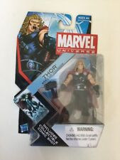 Marvel Universe Series 4 001 Thor Ages of Thunder