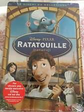 DVD DISNEY RATATOUILLE - EDIZIONE METALLICA STEELBOOK