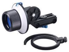 Eimo pro DSLR FOLLOW FOCUS CON GEAR RING BELT per fotocamere DSLR e Videocamere