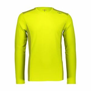 CMP Running Shirt One T-Shirt Breathable UV Protection Fast Drying