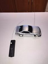 Hugo Boss Radio Control Silver Mercedes Car with Remote