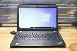 Lenovo ThinkPad E570 Core i5-7200U 2.50GHz 8GB RAM 500GB HDD Windows 10 Pro