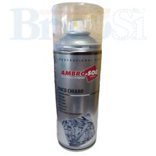 Zincante a freddo Zinco Puro 100% Spray Vernice Smalto  400ml Z350 metalli