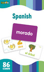 Spanish (Flash Kids Flash Cards) 3.75 x 1.25 x 5.75 inches 10.6 ounces