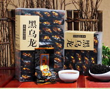 Oil Cut Fast Weight Loss Black Baked Oolong Tea Fat Burn Slimming Fit Diet 250g