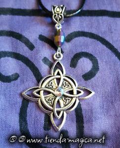 ⚝ El Nudo de las Brujas ⚝Amulet pendant / Wicca/Witches ⚝