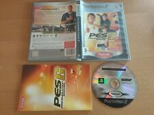 Pro Evolution Soccer 6 PES6 original play2 play station 2