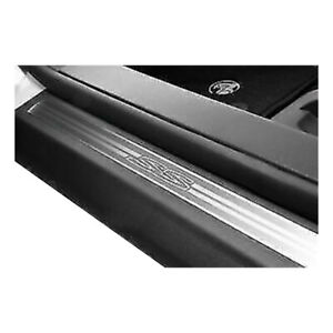 Genuine GM Holden Scuff Sill Plates with SS Emblem F&R for VE VF2 SS SSV Chevy